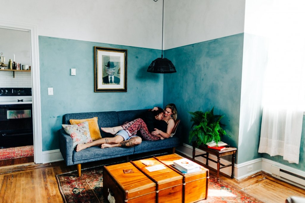 how to plan a wedding in an airbnb