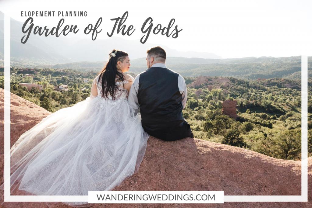 Garden of the Gods elopement planning