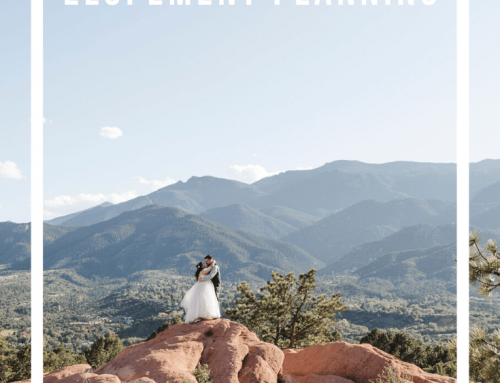 Planning Your Garden of the Gods Elopement (Guide + Elopement Stories)
