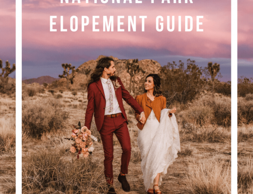 Joshua Tree National Park Elopement Guide