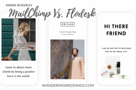 Mailchimp Vs. Flodesk: Which One is Better for Your Elopement Business?