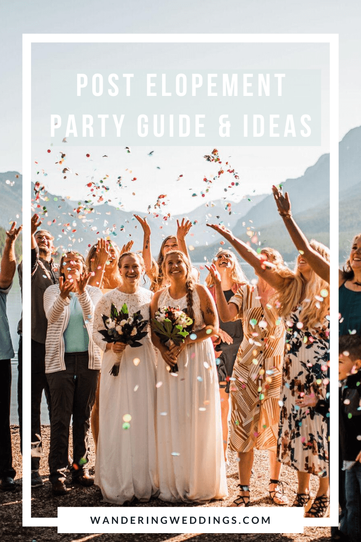 post elopement party guide