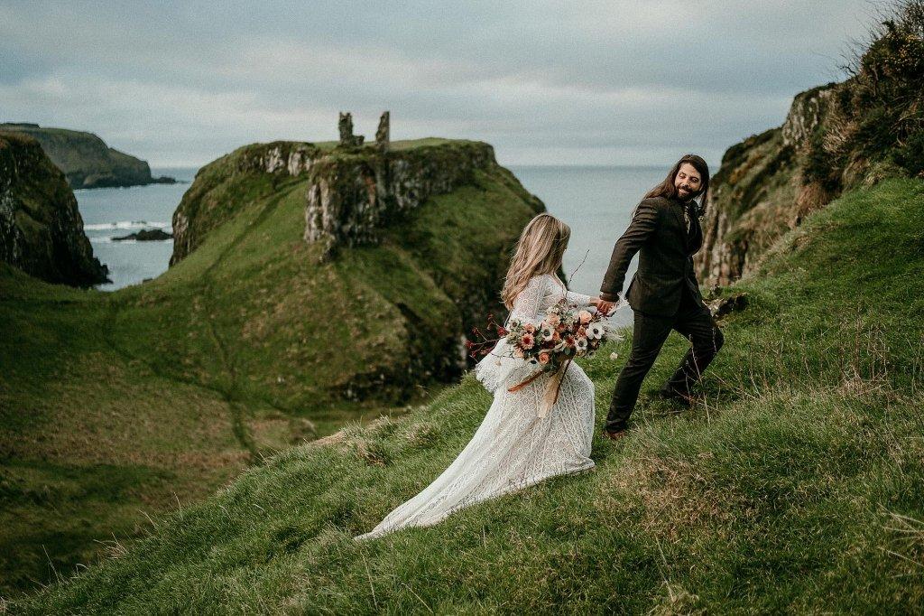 Ireland elopement adventure
