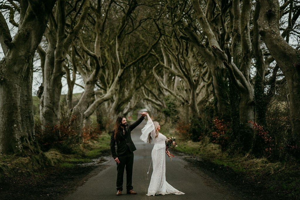 getting married in Norther Ireland