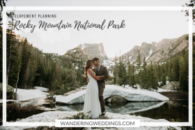 Rocky Mountain National Park Elopement Guide
