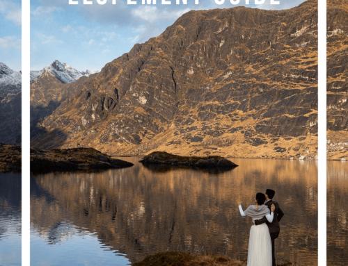 Scotland Elopement Guide + Loch Coruisk Elopement