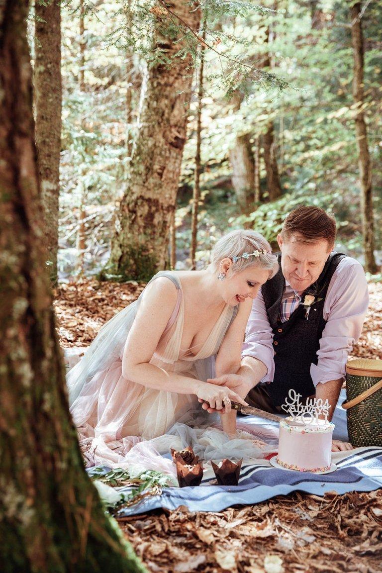 Vermont elopement in Burlington