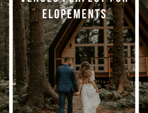 Airbnb Wedding Venues + How to Host an Airbnb Wedding