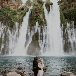 burney-falls-california-elopement