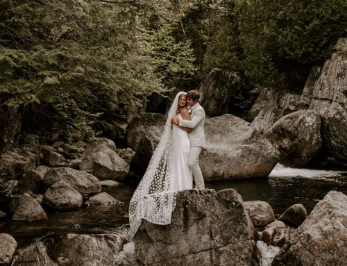 Adirondack and Saranac Lake Elopement Adventure