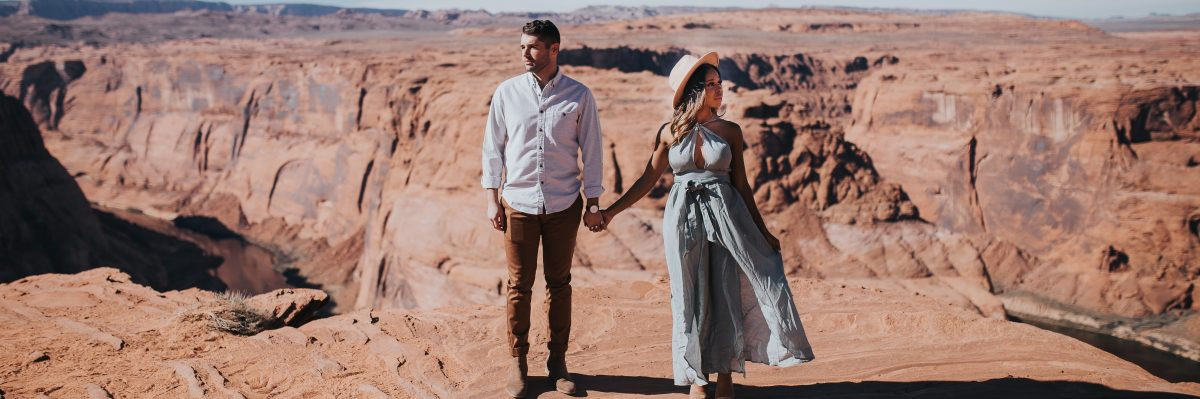 Arizona Engagement Photos | Guide + Inspiration From This Epic Couple