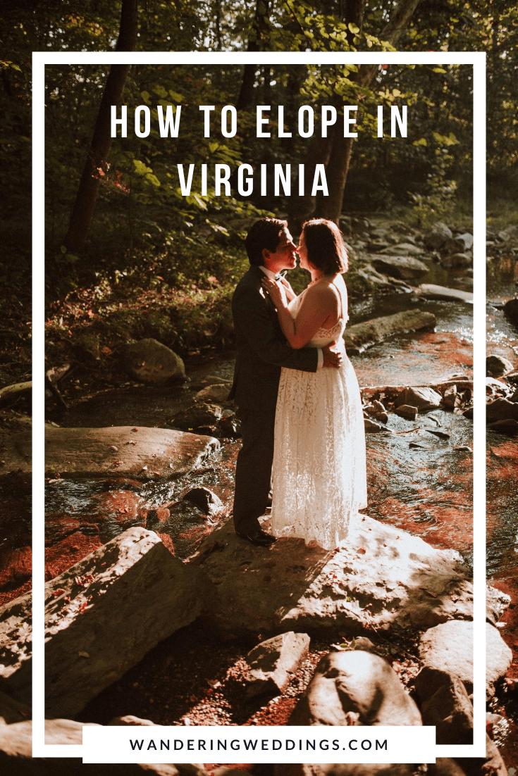 how to elope in virginia