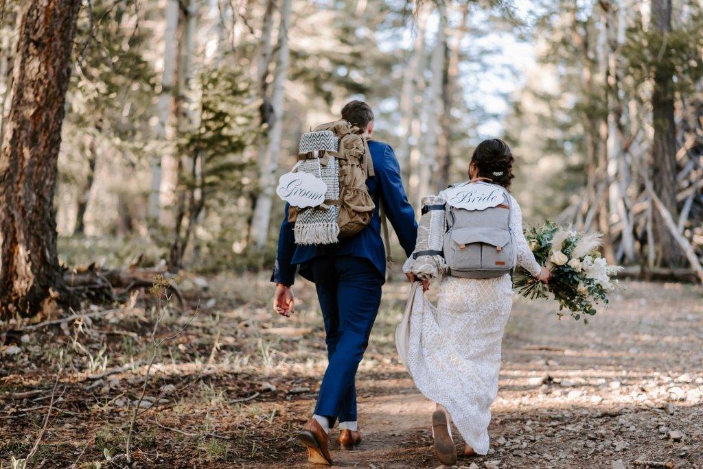 planning an elopement in Santa Fe