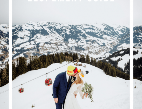 Austria Elopement Guide: Perfect For Your Destination Wedding