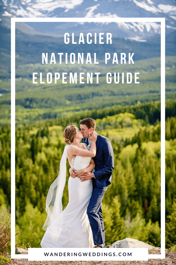 glacier elopement guide