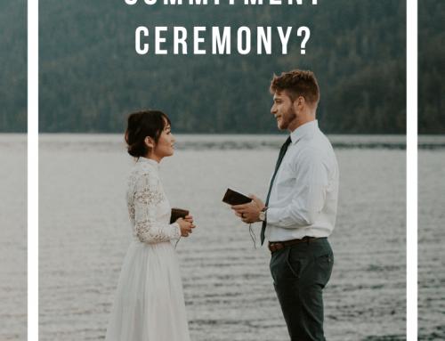 Couples Guide to Understanding Commitment Ceremonies