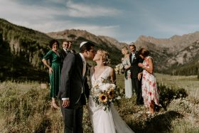 Piney River Ranch Colorado Micro Wedding