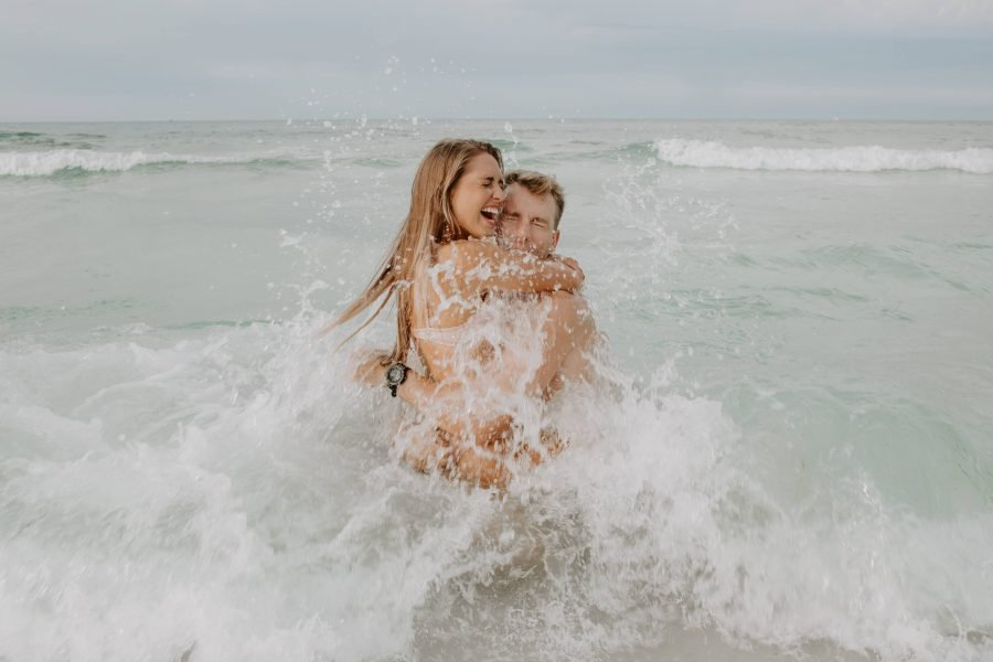 Florida couples session