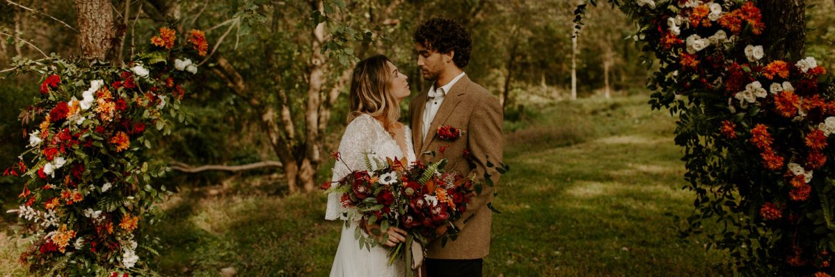 Cabin Wedding Day Inspiration in The Wisconsin Driftless