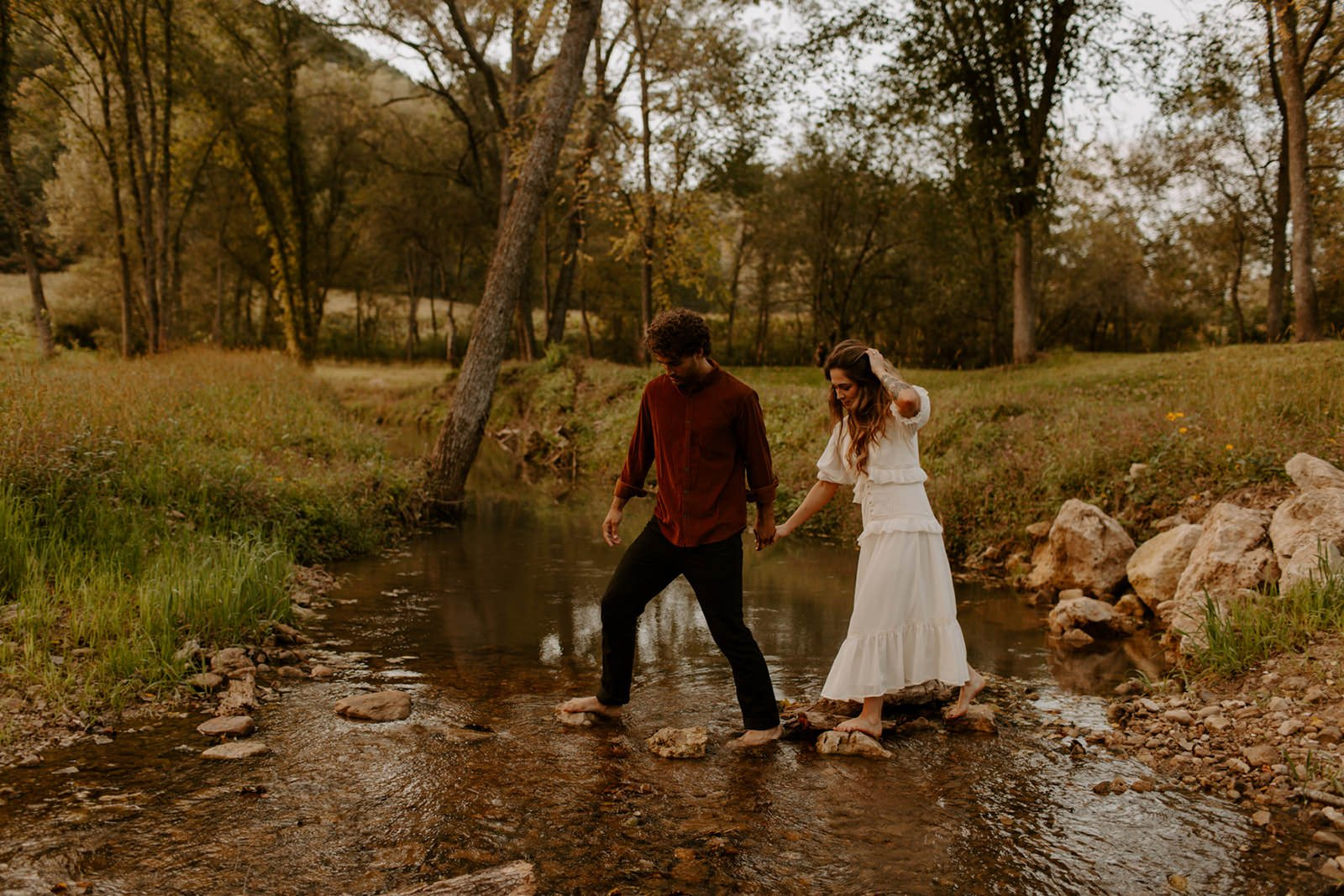 exploring Wisconsin together during elopement
