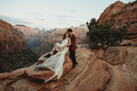 Zion National Park Elopement Guide