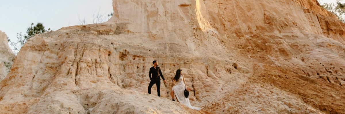 Styling Your Elopement at Providence Canyon, GA