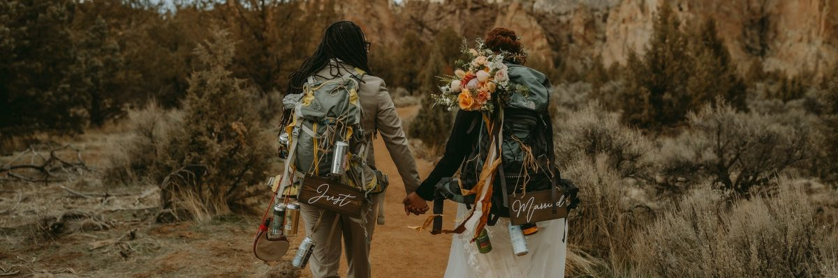 Dreamy Smith Rock State Park Elopement Inspiration