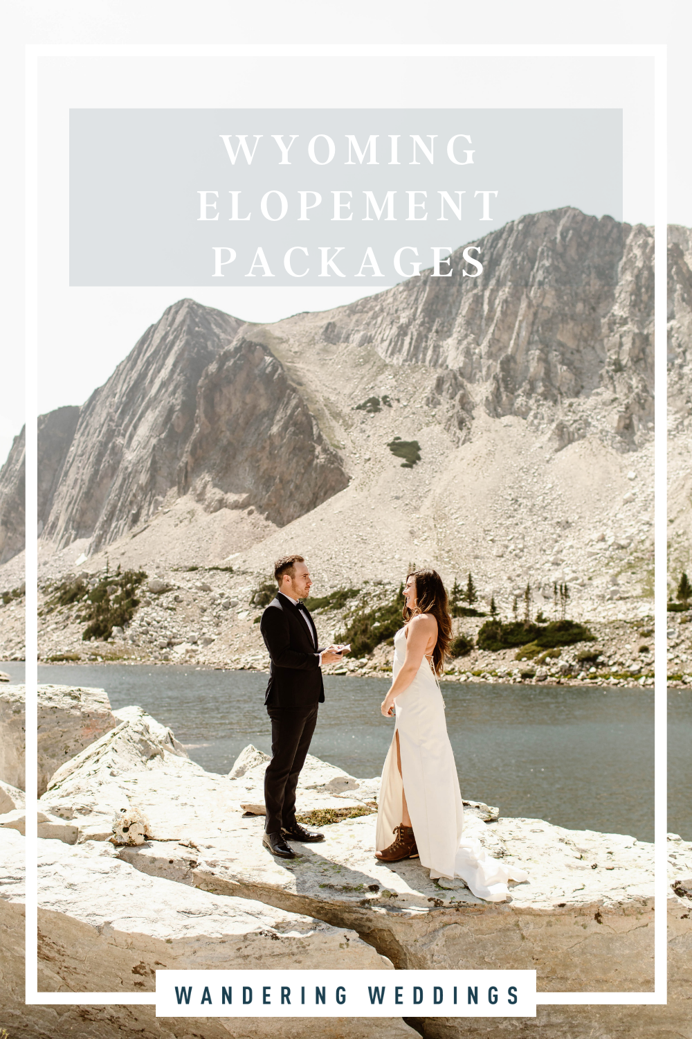 wyoming elopement packages