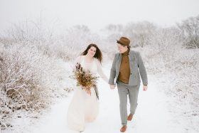 Your Guide to Gender Neutral Formal Wear For Your Elopement