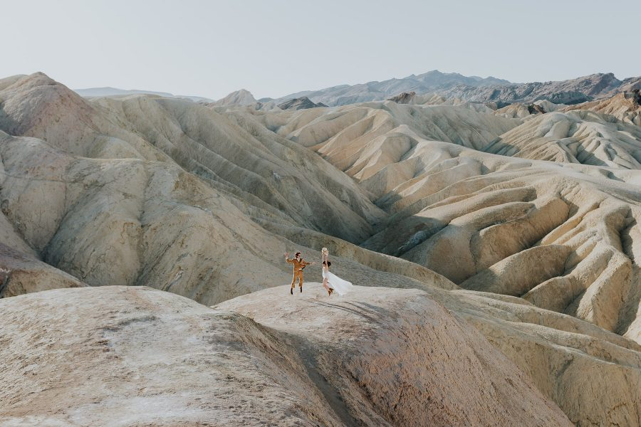 Death Valley Elopement Guide + Styled Inspiration